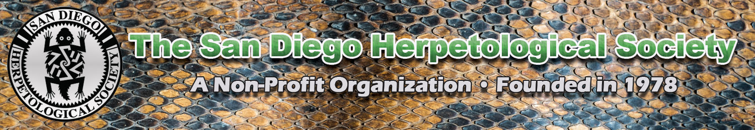 San Diego Herpetological Society